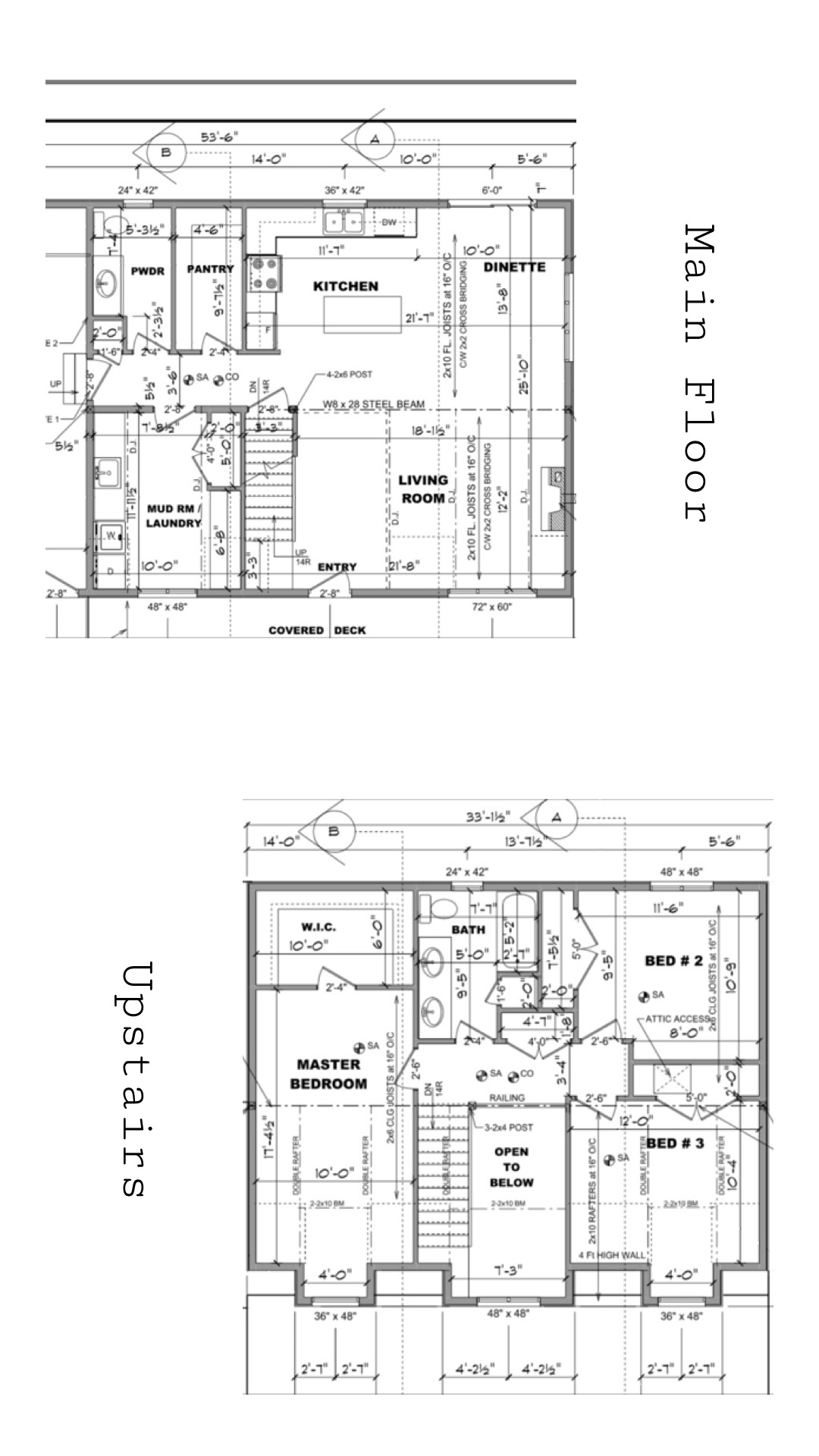 Our Home Build General Design And Layout